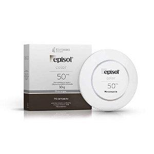 Mantecorp Episol Color Pó Compacto Pele Negra FPS50 10g