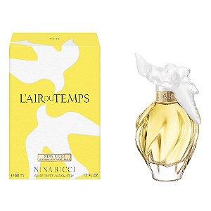 Nina Ricci L'air Du Temps Perfume Feminino Eau de Toilette 50ml