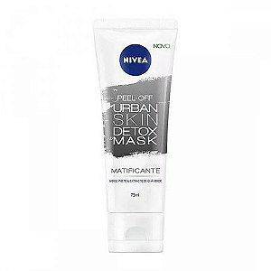 Nivea Máscara Facial Matificante Urban Skin Detox 75ml