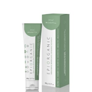 Biozenthi Epiorganic Creme Dental Refrescante De Menta 90g