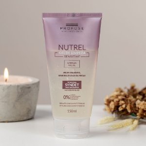 Profuse Nutrel Gel de Limpeza Sensitive 150ml