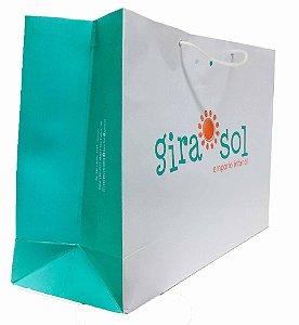 Sacola Personalizada Girasol  Empório Infantil