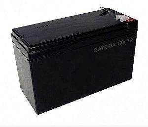 Bateria Selada 12V 7a para Nobreak, Central de Alarme e Cerca Elétrica