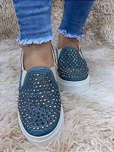 Slip On Jeans Pedraria