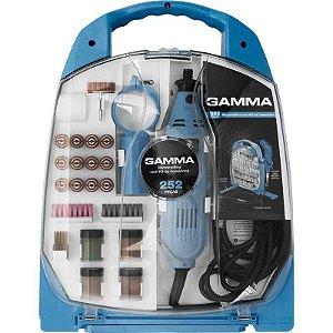Microrretífica com Kit de Acessórios G19502BR2 Gamma