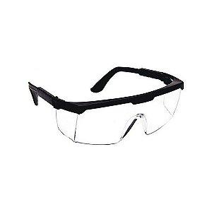 Óculos de Proteção Incolor Rio de Janeiro CA 34082 Poli-ferr