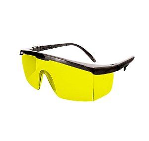 Óculos de Proteção Amarelo Rio de Janeiro CA 34082 Poli-ferr