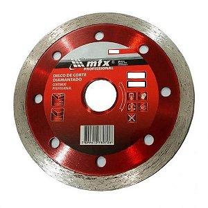 Disco de Corte Diamantado Contínuo Corte Molhado 230 x 22,2mm Mtx
