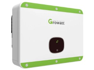Inversor Ongrid Growatt 15KW TRIFASICO 380V 2MPPT MONITORAMENTO WIFI