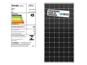 Módulo / painel / placa Solar Fotovoltaica 365w QCELLS Monocristalino