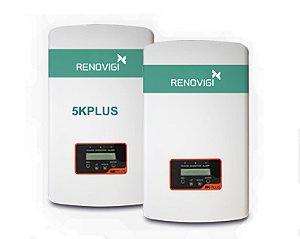Inversor On Grid Tie 5kwp 5000w  220V 2 MPPT MONITORAMENTO RENO 5KPLUS