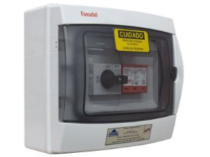String Box 1:1 ou 2:1 proteção CC Solar 1000v DC Proauto Europeu PROMOÇÃO