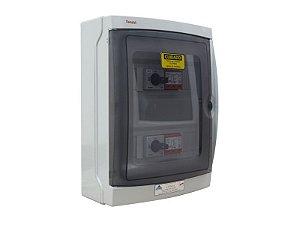 String Box 2:2 ou 4:2 proteção CC Solar 1000v DC Proauto Europeu