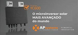 Micro Inversor On Grid Tie Apsystems Yc600 127v PROMOÇÃO