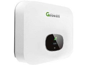Inversor Ongrid Growatt Grid Tie 6kw Inmetro 6000w + Wi-fi