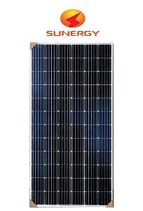 Módulo / painel / placa Solar Fotovoltaica 370w Sunergy Monocristalino