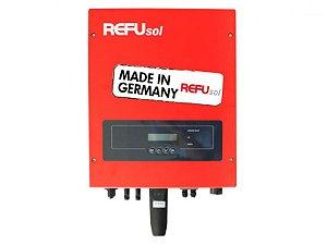 Inversor On Grid Tie 3kwp 3000w Refusol + Monitoramento wifi + tecnologia Alemã + 2MPPT 220V