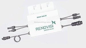 Micro inversor Reno 560-LV 127V - 2MPPTs