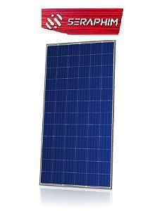 Módulo / painel / placa Solar Fotovoltaica 330w SERAPHIM Policristalino