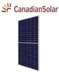 Módulo / painel / placa Solar Fotovoltaica 365w Canadian Policristalino