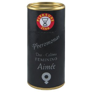 COLÔNIA FEMININO  PHEROMONAS AIMÉE  20ML PLEASURE LINE