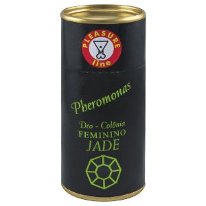 COLÔNIA FEMININO  PHEROMONAS JADE  20ML PLEASURE LINE