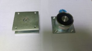 Eletroímã para porta corta fogo 24v