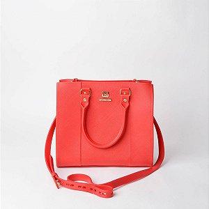 Bolsa Sweet Chic Cairo Básica Vermelho 4872v19