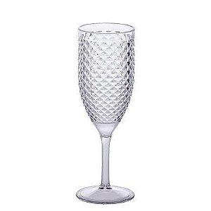 Taça Em Acrílico Para Champagne Luxxor 350ML 1148 Paramount