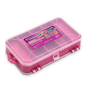 Estojo Organizador Multiuso Lady Box 2 Lados 252417 Arqplast