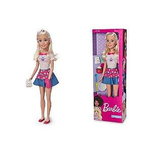 Boneca Barbie Confeiteira C/ Acessórios 1276 Pupee
