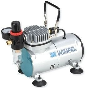 Compressor para Aerografo Bivolt COMP1