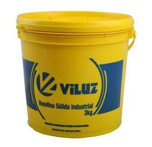 Vaselina Sólida Industrial Viluz Balde C/ 3kg