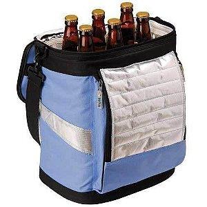 Bolsa Ice Cooler 18 Litros Azul MOR