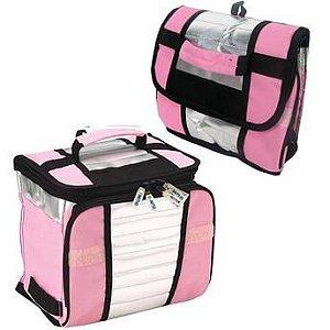Bolsa Ice Cooler 7,5 Litros - Rosa MOR