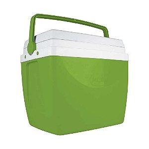 Caixa Térmica 34 Litros Verde - MOR