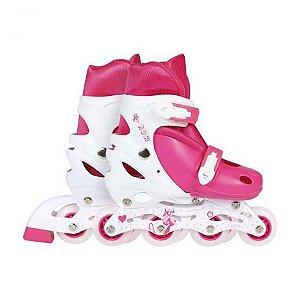Roller Infantil ROSA P (Tamanho 30-33) MOR