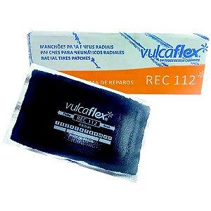 Manchão a Frio REC 112 - 70x120mm c/ 10 unid. - Vulcaflex