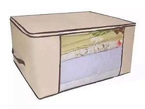 Organizador Multiuso Marfim 60x45x30cm 621 VB Home