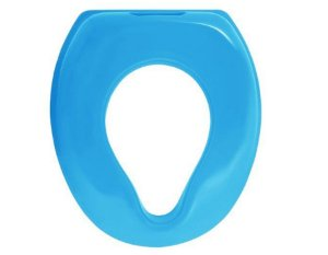 Redutor de Assento Sanitário Infantil Troninho Universal Azul Paramount