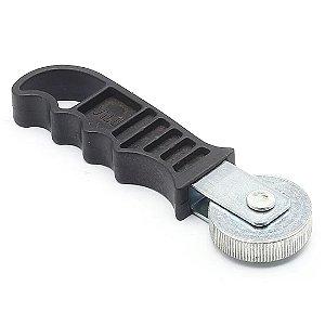 Rodilho Rolete Para Aplicar Remendo Reparo Em Pneus 12mm Viluz