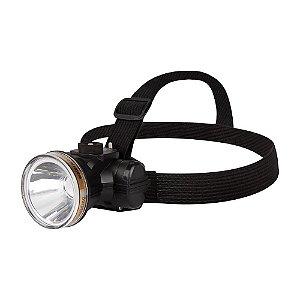 Lanterna de Cabeça Recarregável 90 Lumens Mor