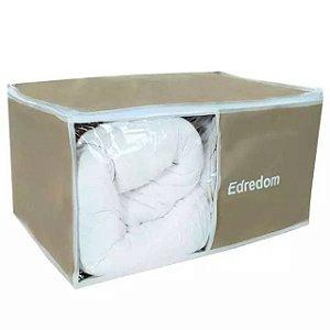 Organizador de Edredons Nylon Bege 912 VB Home