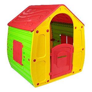 Casinha Casa de Brinquedo infantil Magical Bel