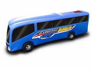 Ônibus Expresso BIG BUS 16x9,5x47cm 1986 Big Boy