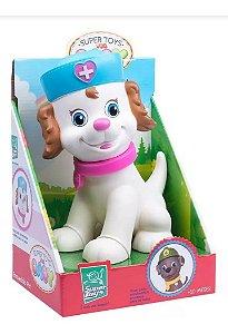 Boneco Enfermeira Esquadrão Pet 306 Super Toys