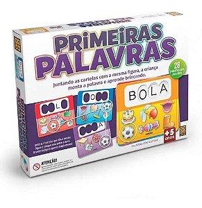 Brinquedo Infantil Educativo Primeiras Palavras Grow