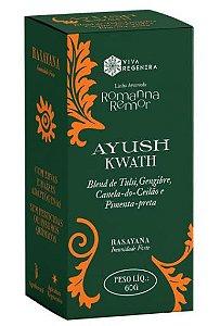 AYUSH KWATH AYURVEDA ROMANNA REMOR 60G - VIVA REGENERA