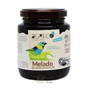 MELADO ORGÂNICO DE CANA 300G - AGRECO