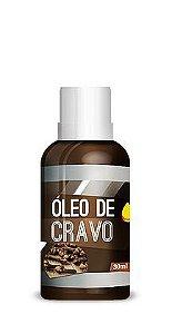 ÓLEO DE CRAVO PURO 30ML - EPA NATURAIS